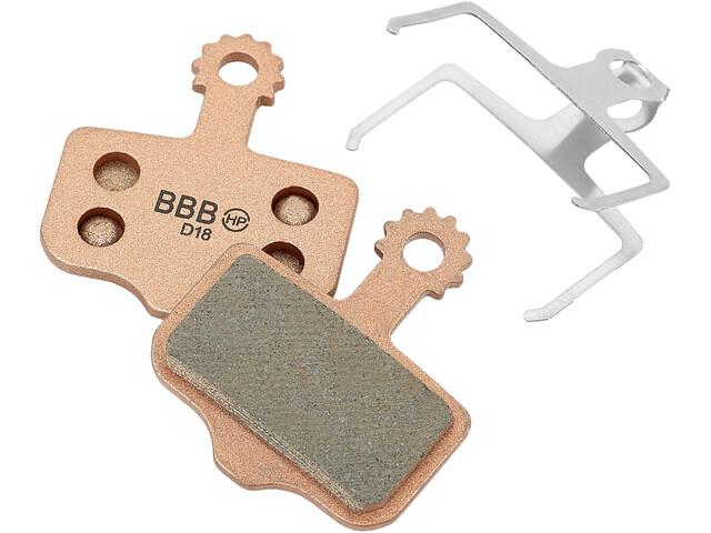 BBB BBS-441S DiscStop Avid Schijfrem Set, bronze